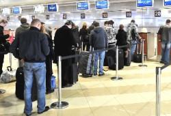 Международные рейсы теряют пассажиров