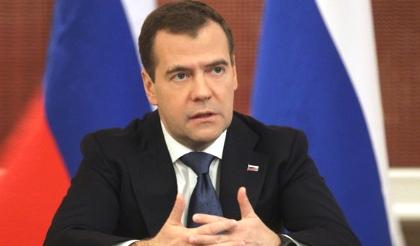 Как утверждает Медведев: десятки миллиардов долларов потеряны Россией вследствие санкций