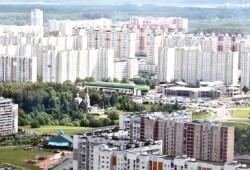 В Москве планируется построить жилья на 150 тыс кв. м