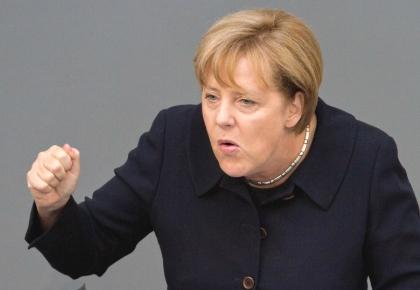 Меркель желает продолжения переговоров по энергетическому вопросу